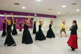 Spanish course combined with a course of flamenco 0