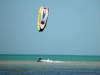 Kurs hiszpańskiego + kitesurfing 1