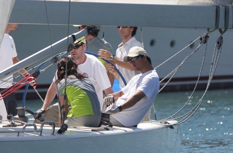 Kurs hiszpańskiego + kurs żeglarski 2
