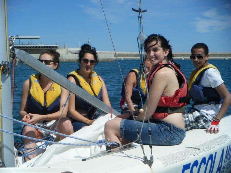 Kurs hiszpańskiego + kurs żeglarski 1