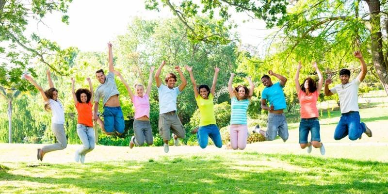 Språkresa för tonåringar 19