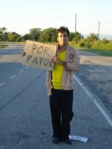 It's always good to know at least a few words of the language of the country you're hitchhiking in. Practice Spanish in Spain!-practice-spanish-in-spain