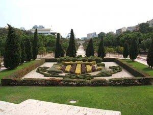 Valencia Turia Gardens-valencia