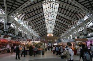 Valencia Mercado Central-valencia