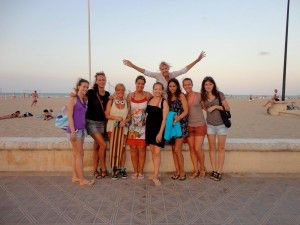 Learning Spanish in Spain for Groups 1