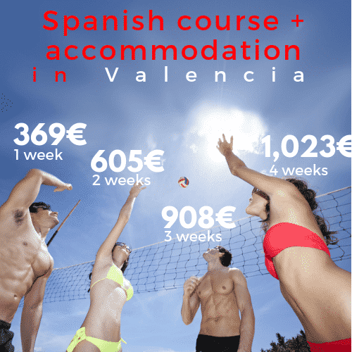 spanish course discount
