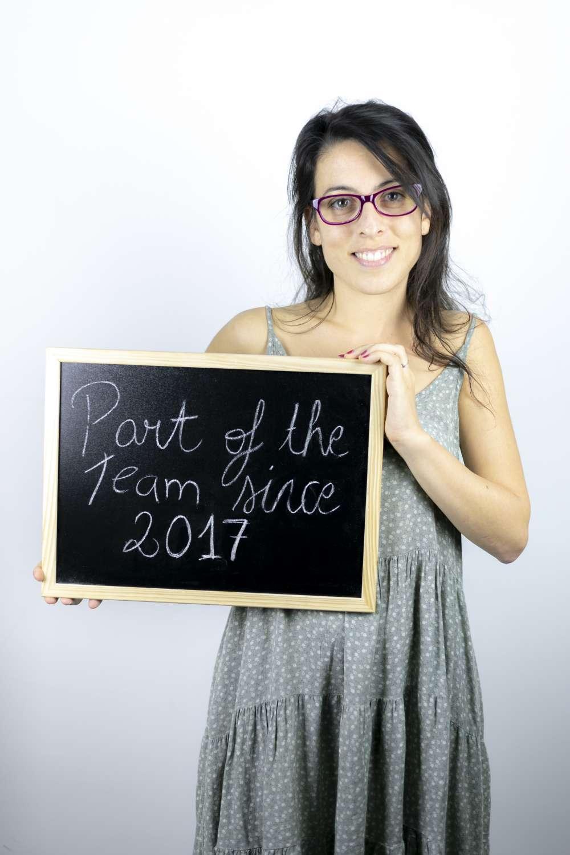 Laura Mates - Admin Officer